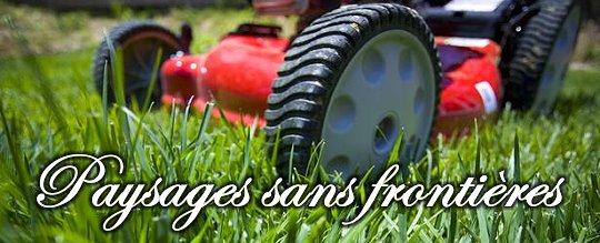 Jardinier paysagiste à Mennecy, tontes gazons pelouses et créations d'espaces verts